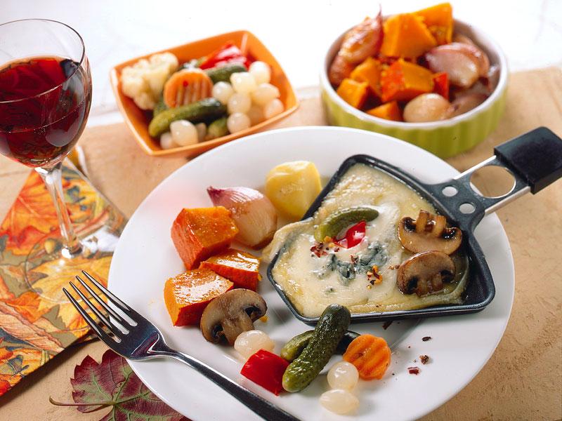Raclette rezepte vegetarisch